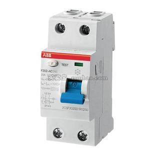ABB 漏电开关;F202 A-40/0.1