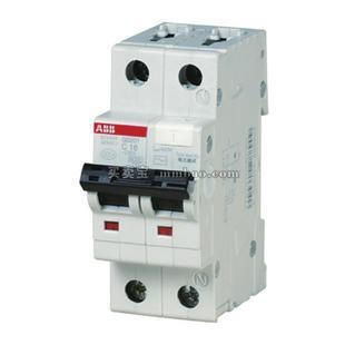 ABB 漏电开关;GS201M AC-C6/0.03