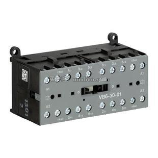 ABB 可逆接触器;VB7-30-01 24V 40-450HZ