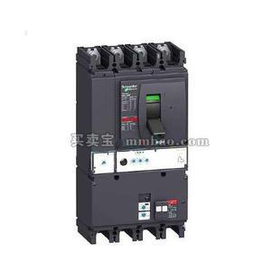 施耐德 塑壳漏电保护;VIGINSX630F MIC2.3 630A 3P3D (3P) 固定式前接线