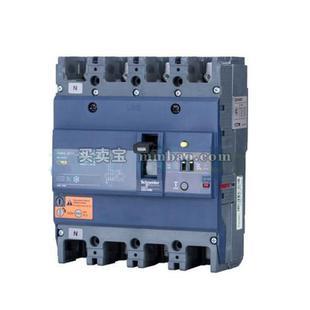 施耐德 塑壳漏电保护;VIGIEZD160E-160A 4P 漏电跳闸(新)