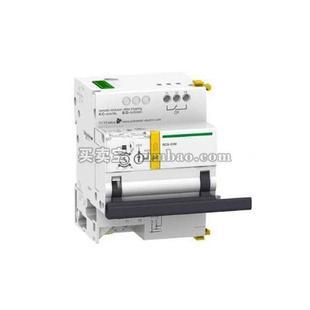 施耐德 Acti 9 微型断路器附件;RCA FOR IC65 1P,2P WITHOUT TI24 INTERFACE