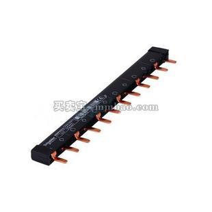 施耐德 Acti 9 微型断路器附件;IC65 梳状母排 4P 12X18MM