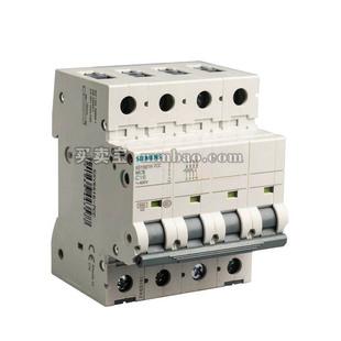 西门子 微型断路器;5SY6310-7CC(3P C10)