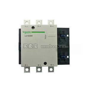 施耐德 国产TeSys D 交流线圈 交流接触器;LC1-D475M7C 220VAC 50/60HZ