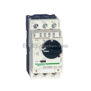 施耐德 电动机保护断路器(国产);GV2-PM20C 13-18A