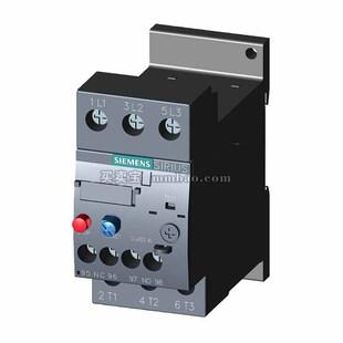 西门子 过载继电器;3RU6126-4AB0 11-16A